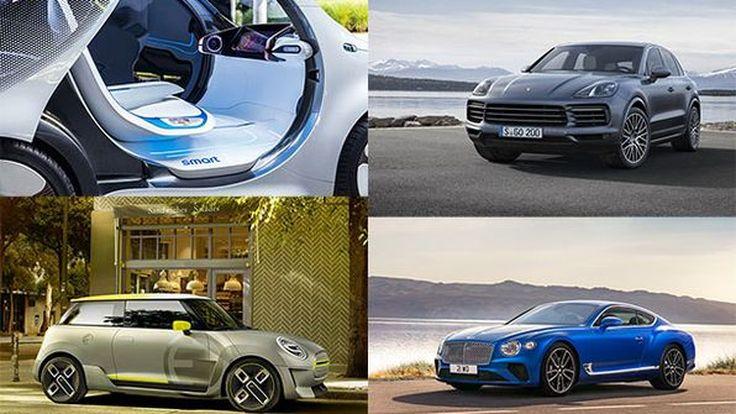 จับตาว่าที่รถยนต์ใหม่แห่งปี 2560 ถือเป็นอีกปีที่น่าสนใจไม่น้อยเหมือนกัน!
