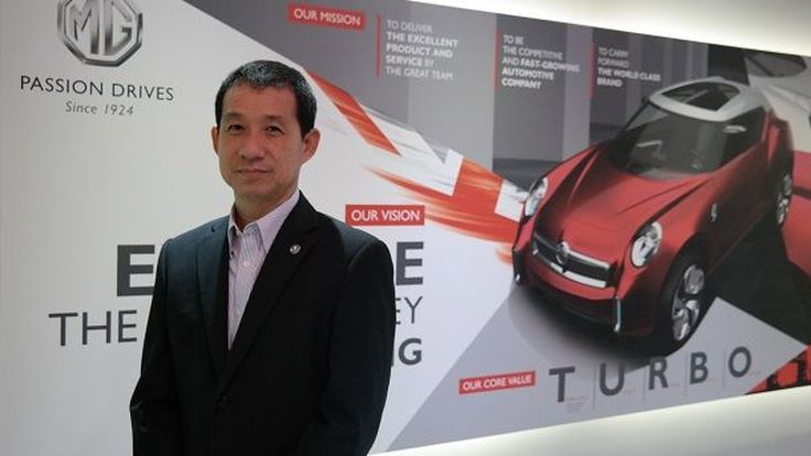 [Interview] พงษ์ศักดิ์ เลิศฤดีวัฒนวงศ์ : เอ็มจีจะเปิดตัวรถใหม่ทุก 6-9 เดือน และอยากมีสินค้า 5 รุ่นในไทย