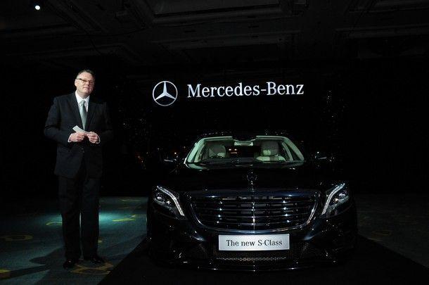 [Interview] พูดคุยกับผู้บริหาร เมอร์เซเดส-เบนซ์  ไมเคิล เกรเว่    สรุปภาพรววมตลาดรถยนต์หรูช่วงสิ้นปีเป็นอย่างไร