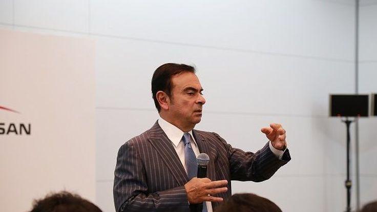 [TMS2015] คาร์ลอส กอส์น (ตอนที่ 2) : แผนการรับมือความเปลี่ยนแปลงตลาดทั่วโลก