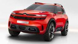 Citroen เตรียมส่ง Aircross SUV อเนกประสงค์รุ่นใหม่ตีตลาดประเทศจีน ภายในปีนี้