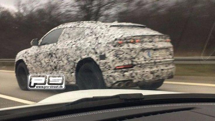 ชมภาพที่คาดว่าจะเป็น Lamborghini Urus เอสยูวีพันธุ์โหดกับการเริ่มวิ่งทดสอบในประเทศเดนมาร์ก