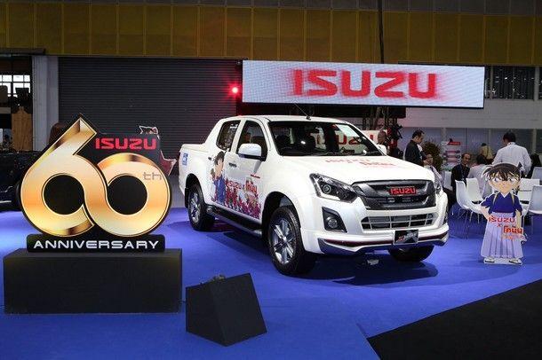 ISUZU ลั่นลูกค้าไทยมีโอกาสได้ใช้ D-Max & Mu-X ขุมพลังไฮบริด คาดการณ์ยอดขายปีนี้โตทะลุเป้า