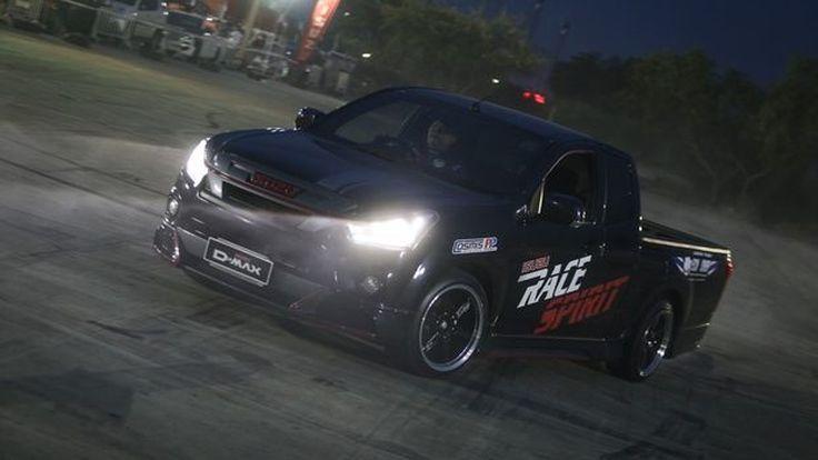 อีซูซุเฟ้นหาสุดยอดแชมป์แห่งความเร็ว ในการแข่งขัน Isuzu Race Spirit 2018 รอบชิงชนะเลิศ