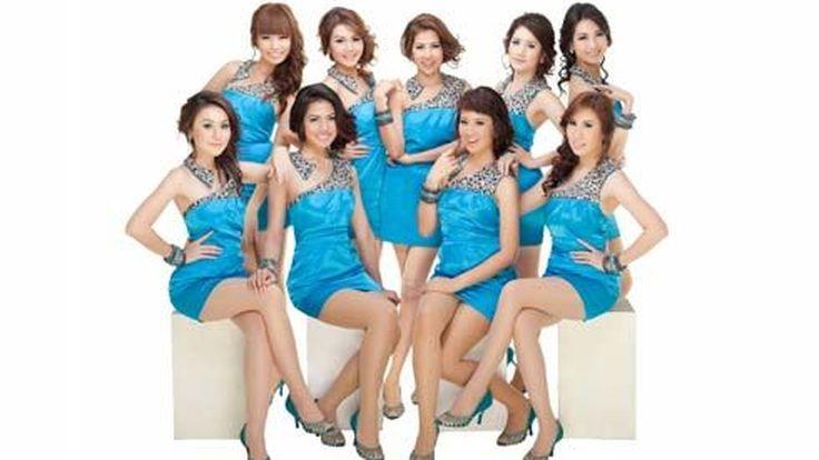 Isuzu Ladies 2011 สีสันในงานเปิดตัว All-New Isuzu D-max รุ่นใหม่หมด ปี 2012