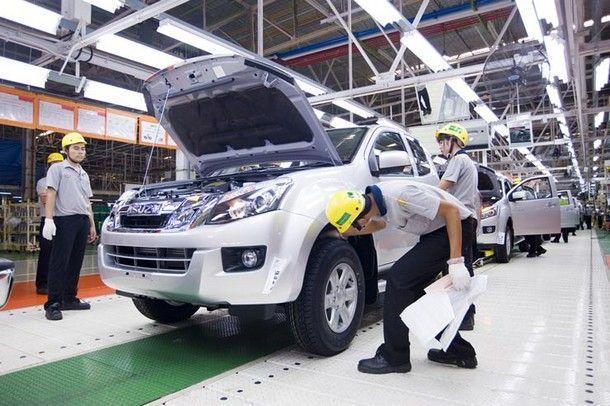 Isuzu ประเมินตลาดรถยนต์สูง 8.1 แสนคัน มั่นใจดันยอดขาย 1.46 แสนคัน พร้อมส่งออก 1.6-1.7 แสนคันปีนี้