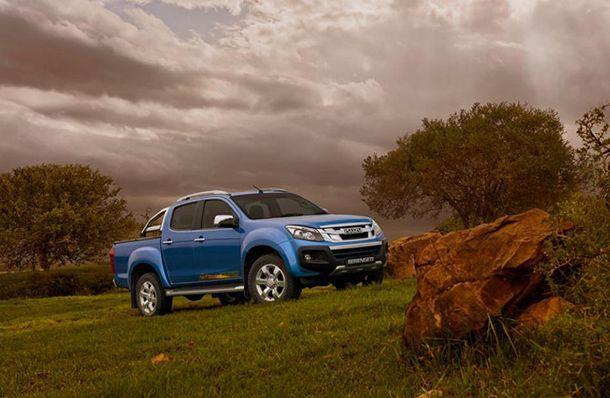Isuzu เตรียมเทคโอเวอร์ธุรกิจรถกระบะของ GM ในแอฟริกาใต้