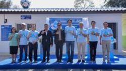 """อีซูซุส่งมอบโครงการ""""อีซูซุให้น้ำ...เพื่อชีวิต""""แห่งที่ 32 ช่วยโรงเรียนบ้านเนินกรวด จังหวัดประจวบคีรีขันธ์ ให้มีน้ำดื่มสะอาดอย่างยั่งยืน"""