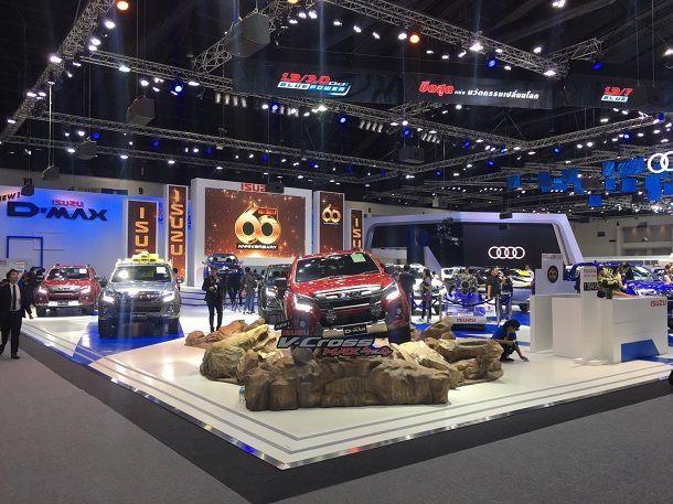 TIME2017: อีซูซุ คาดปีหน้าตลาดรถยนต์แข่งดุ ต่อเนื่องจากปีนี้