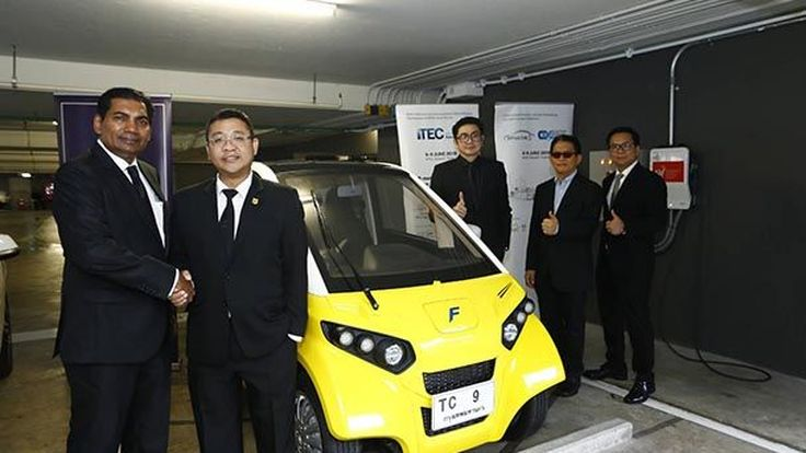 สมาคมยานยนต์ไฟฟ้า จับมือ ยูบีเอ็ม จัดงานเทคโนโลยี-การประชุมนานาชาติ ITEC Asia Pacific