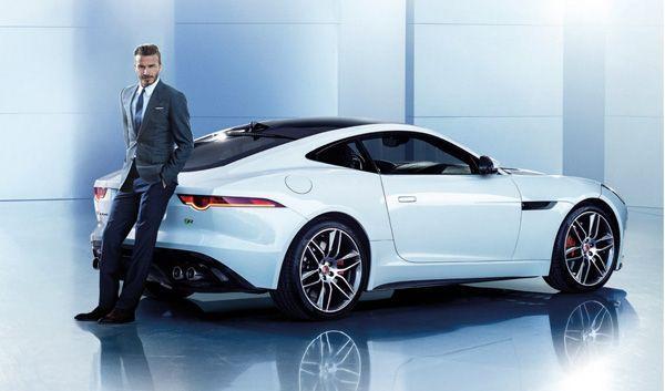 อย่างเท่! Jaguar ดึงเดวิด เบคแฮม ช่วยโปรโมทแบรนด์ในประเทศจีน