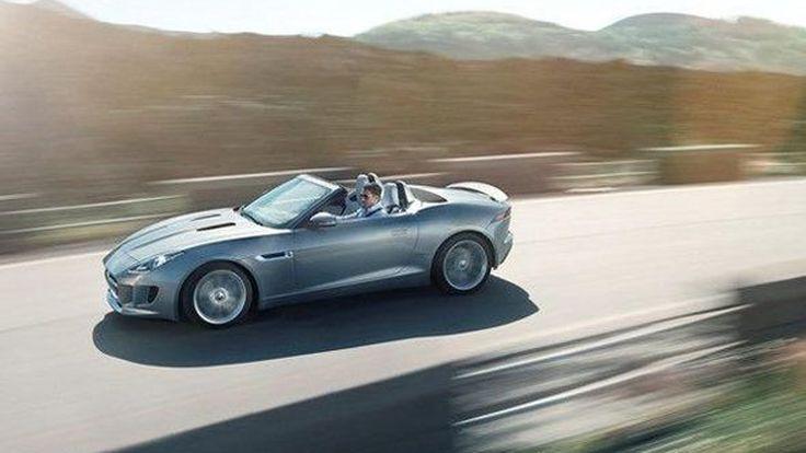 Jaguar เดินหน้าอัพเกรดความแรงรถสปอร์ต F-Type อาจถึงระดับ 600 แรงม้า