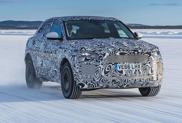 Jaguar ยืนยัน E-Pace ผ่านการทดสอบอย่างหนักทั่วโลก