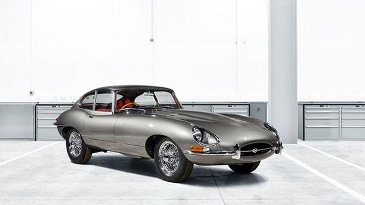 Jaguar ปิ๊งไอเดียส่งรถคลาสสิก E-Type เวอร์ชั่น 'Reborn' เอาใจคนรักรถเรโทร