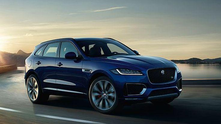 Jaguar F-Pace คว้าสองรางวัลรถยอดเยี่ยมแห่งปีระดับโลก