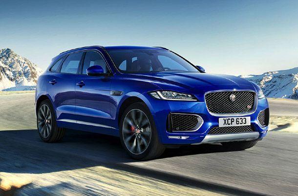 """Jaguar F-Pace คว้ารางวัล """"รถยอดเยี่ยมแห่งปีระดับโลกสำหรับผู้หญิง"""""""