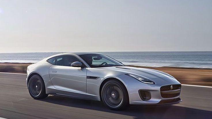 เพิ่มเทคโนโลยีใหม่  Jaguar F-Type รุ่นปี 2018