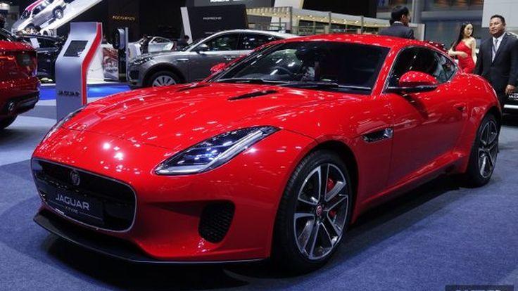 [BIMS2018] เปิดตัว Jaguar F-Type 300PS สปอร์ตเครื่องเล็ก เร้าใจในราคาเบาๆ 6.999 ล้านบาท