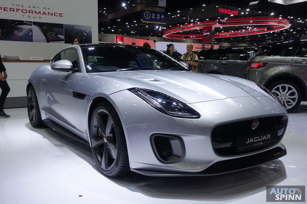 TIME2017: พาชมรอบคัน Jaguar F-Type 400Sport รุ่นพิเศษ 400 แรงม้า กับค่าตัว 11.999 ล้านบาท