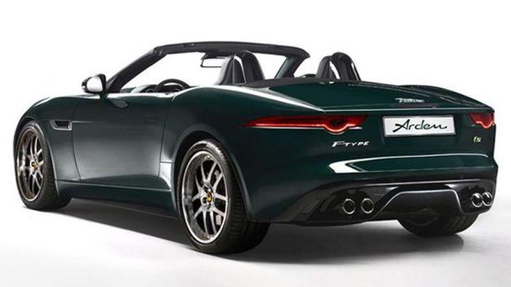 Jaguar F-Type เติมความหวือหวาให้โรดสเตอร์เมืองผู้ดีโดย Arden