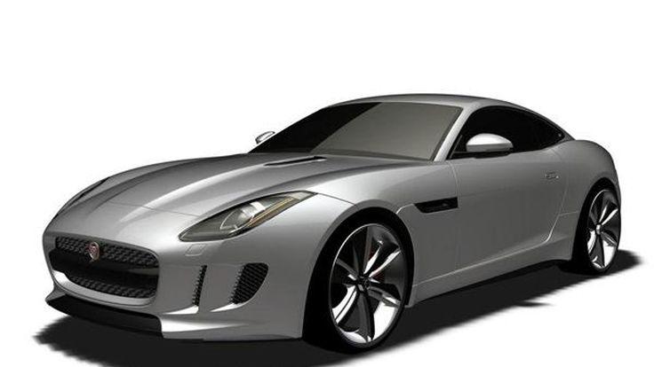 หลุดภาพสิทธิบัตร Jaguar F-Type Coupe รถสปอร์ตเรียบหรูแบบเมืองผู้ดี