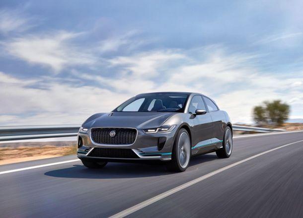 [LA Auto Show 2016] Jaguar เผยโฉม I-Pace Concept รถพลังไฟฟ้าตัวต้นแบบท้าชน Tesla