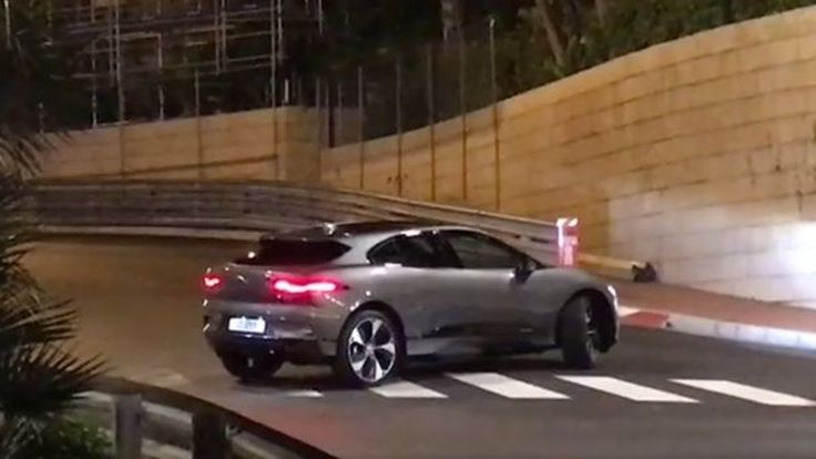จับวีดีโอสปายช็อต Jaguar I-Pace โฉมโปรดักชั่นขณะทดสอบสมรรถนะ
