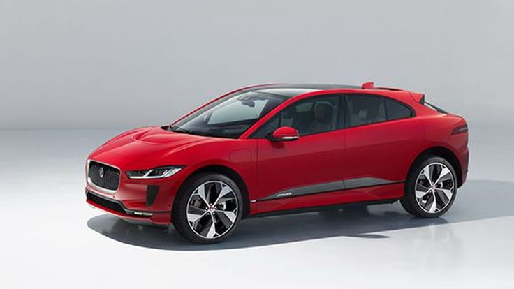 Jaguar เผยโฉม I-PACE รถเอสยูวีพลังงานไฟฟ้ารุ่นแรก ขับขี่ได้ไกล 475 กม.