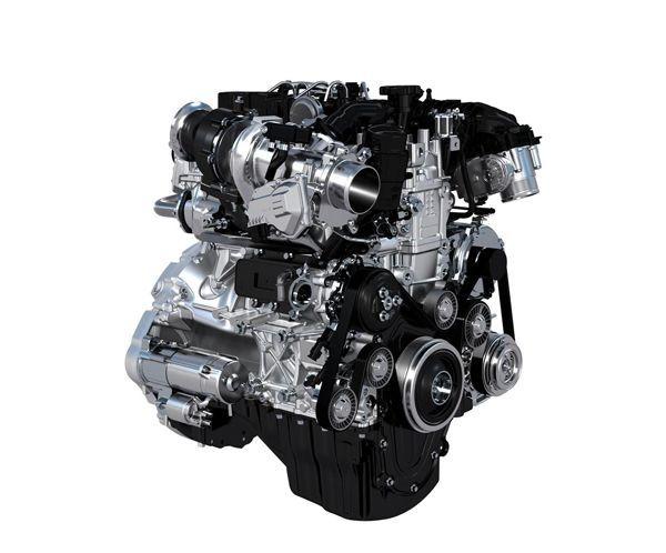 Jaguar Land Rover โชว์เทคโนโลยีเครื่องยนต์ Ingenium ตระกูลใหม่