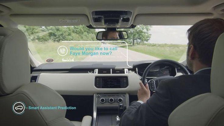 Jaguar Land Rover โชว์สองนวัตกรรมใหม่ให้ตัวรถเรียนรู้สไตล์ของผู้ขับขี่