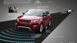 """Land Rover กำลังพัฒนาระบบ """"แจ้งเตือนหลุมลึก"""" บนถนน"""