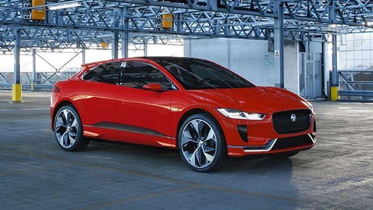 Jaguar ขึ้นสายการผลิต I-Pace พลังงานไฟฟ้า