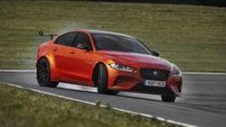 Jaguar นำเสนอ XE SV Project 8 คู่ต่อกร BMW M3