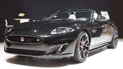 "Jaguar XKR Final Fifty Edition เผยโฉมที่นิวยอร์ก อำลาไลน์ ""XK"""