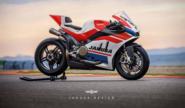 Jakusa Design ปล่อยภาพเรนเดอร์ Ducati Concept ชุดใหญ่หลากหลายรุ่น