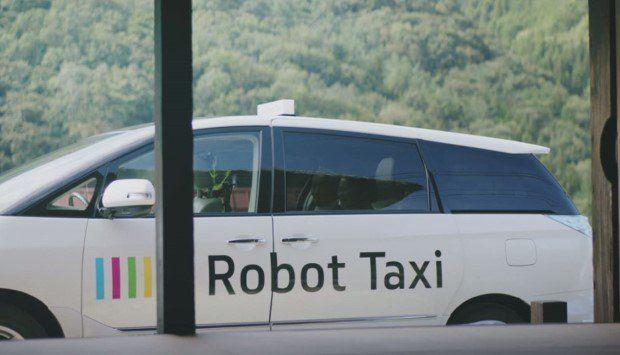 """ญี่ปุ่นเตรียมแนะนำ """"โรบ็อต แท็กซี่"""" เอาใจนักท่องเที่ยวช่วงโอลิมปิกส์"""