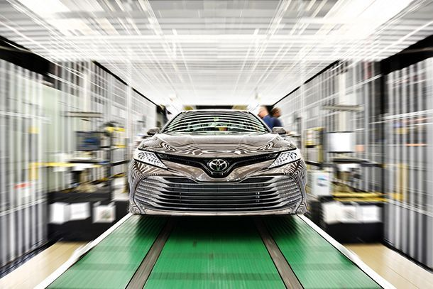ค่ายรถญี่ปุ่นพร้อมใจยืนยัน เหล็กคุณภาพต่ำของ Kobe Steel ไม่ส่งผลกระทบใดๆ