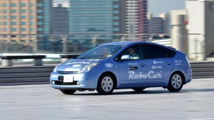 บริษัทญี่ปุ่นเตรียมส่งรถแท็กซี่ขับขี่อัตโนมัติใช้งานจริงรับโอลิมปิก 2020