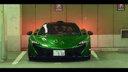 """อย่างเท่! ทนายชาวญี่ปุ่นใช้ """"McLaren P1"""" ขับไปทำงานทุกวัน"""