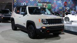 Jeep ซุ่มเงียบพัฒนารถ SUV ขนาดเล็กกว่ารุ่นพี่อย่าง Renegade เพื่อเจาะตลาดเพิ่มเติม