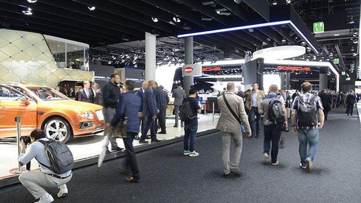 Jeep, Fiat, Nissan และ Infiniti ไม่ร่วมงานแฟรงค์เฟิร์ต มอเตอร์โชว์