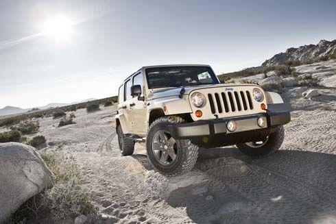 Jeep Wrangler Mojave กิ้งก่าทะเลทราย 4x4 รุ่นพิเศษ เปิดตัวแล้ว ลุยตลาดกลางปี