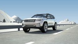 Jeep Yuntu Concept คอนเซปต์รถเอสยูรุ่นใหม่ที่มาพร้อมล้ำสมัย และเทคโนโลยีสูงสุด