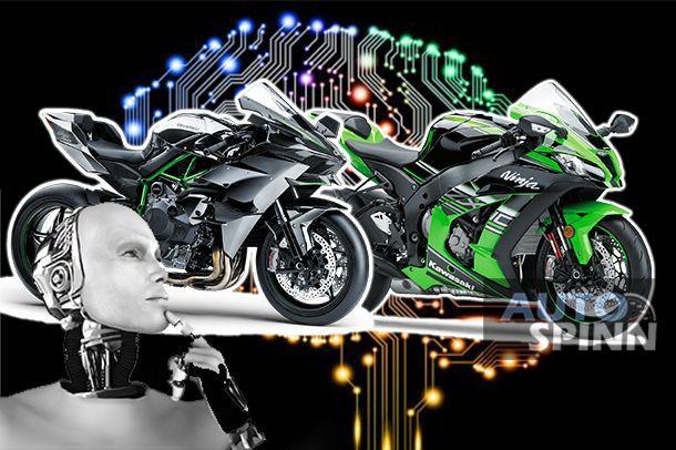 Kawasaki กำลังพัฒนาปัญญาประดิษฐ์(AI) เพื่อให้รถจักรยานยนต์ปรับตัวได้ตามคนขี่