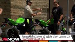 Kawasaki ปิดถนนถ่ายโฆษณา Kawasaki Ninja400 ก่อนเปิดตัวปลายปีนี้