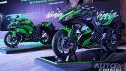 Kawasaki ปล่อยสามรุ่นหลัก Ninja650 - Z1000SX และ ZX-10RR ทีเด็ดส่งท้ายปี