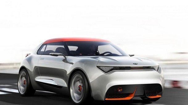 Kia เตรียมเปิดตัวรถยนต์ ครอสโอเวอร์รุ่นใหม่ในปี 2017 พร้อมดีไซน์สุดล้ำ