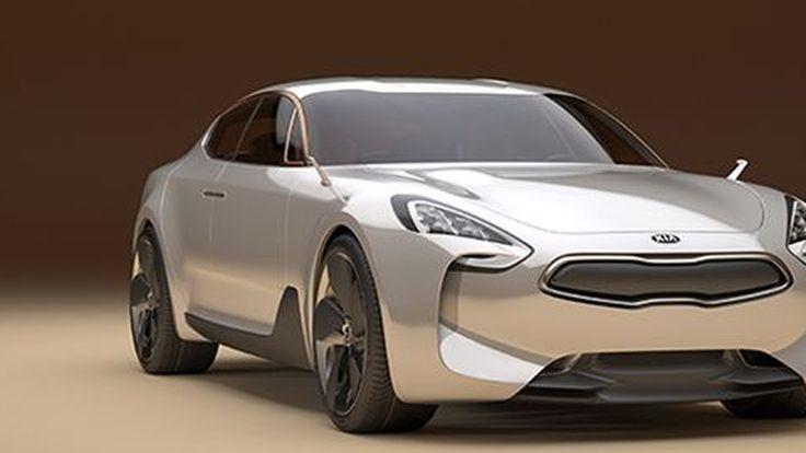 "Kia ไฟเขียวผลิต ""GT"" ออกขายจริง หวังชน Audi A7 และ Porsche Panamera"