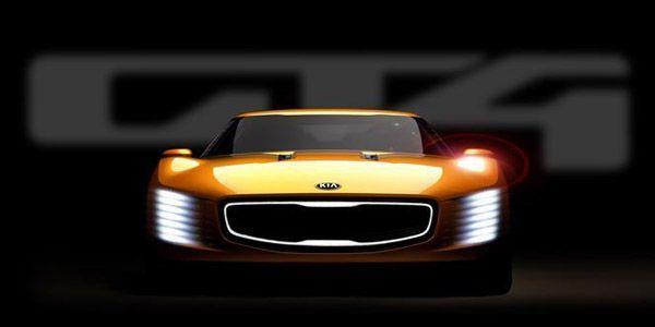 Kia GT4 Stinger เตรียมเปิดตัวที่ดีทรอยท์ ขุมพลังระดับ 315 แรงม้า
