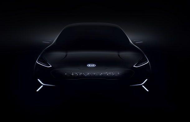 Kia จ่อเปิดตัว Niro EV รถต้นแบบพลังงานไฟฟ้ารุ่นใหม่